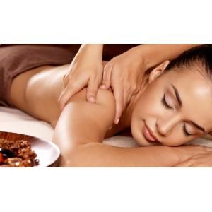Masaje corporal antiestrés (60 minutos)